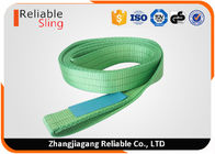 Colour Code Endless Polyester Web Slings Flat Belt Type High Tenacity SF 7