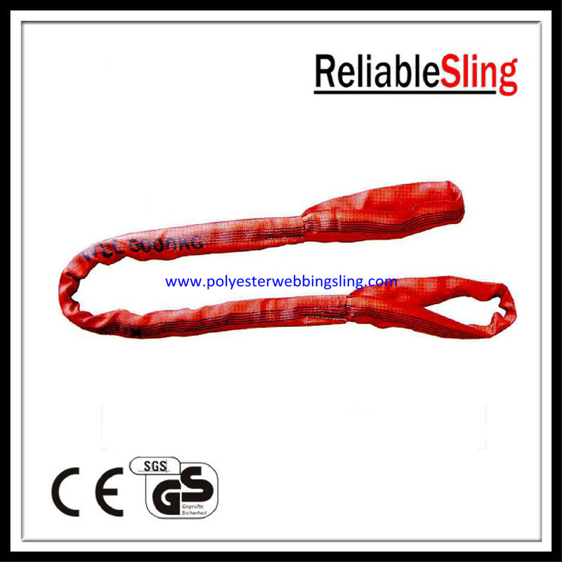 Eye To Eye Sling Light Heavy Duty Cable Hauling With Single Double Eyes