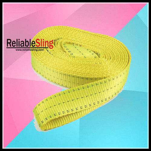 Polyester Rope Snatch Towing Heavy Duty Tow Straps Customized